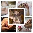 Figura św. Michała Archanioła - Msza św. z udziałem chorych i samotnych