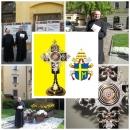 Odbiór relikwii św. Jana Pawła II
