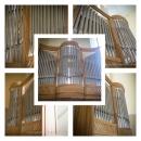 Organy - nowy wystrój kościoła