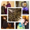 Wręczenie krzyży przed bierzmowaniem 11-III-2016