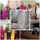 Wizytacja Ks. Biskupa w SP nr 4