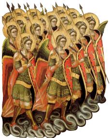 Objawienia Św. Michała Archanioła 1