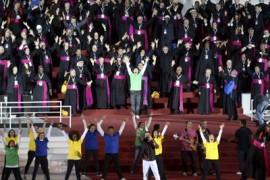 Wielkie Święto Młodych w Rio de Janeiro dobiega końca