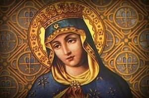 MARYJA KRÓLOWĄ NIEBA I ZIEMI