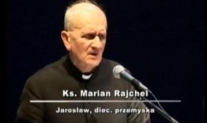 ZŁY DUCH W RODZINIE- Ks. Marian Rajchel, egzorcysta