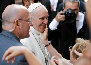 Emocjonalny apel papieża o pokój i dialog w Syrii