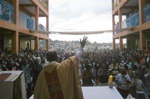 MATUGGA Rekolekcje z Ojcem Bashaborą