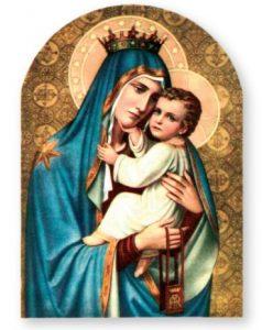 Maryja pomaga przez szkaplerz 2