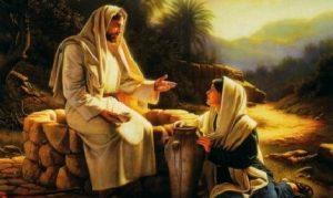 JEZUS PRAGNIE UGASIĆ NASZE DUCHOWE PRAGNIENIA