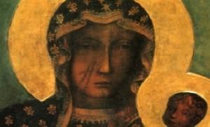 Z DAWNA POLSKI TYŚ KRÓLOWĄ MARYJO