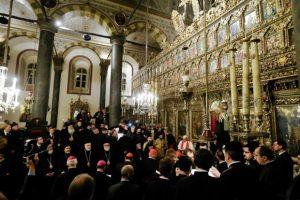 Ojciec Święty Franciszek w Stambule 2