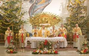 Zakończenie roku u Chrystusa Króla - 2014