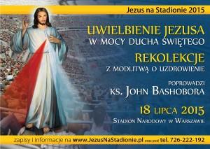 JEZUS NA STADIONIE 2015
