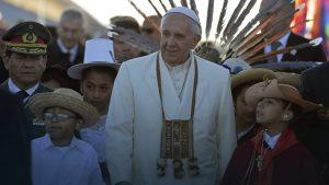 Papież Franciszek nazywa niepohamowany kapitalizm