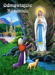 MÓDLMY SIĘ RAZEM Z MARYJĄ NA RÓŻAŃCU