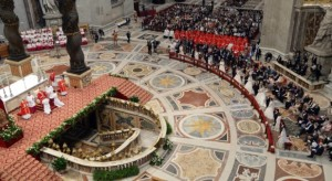 VATICAN WEDDING CEREMONY
