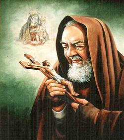 Wspomnienie Świętego Ojca Pio 1