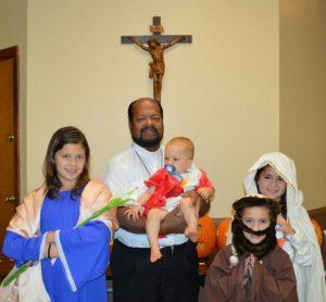 Father Jose Maniyangat