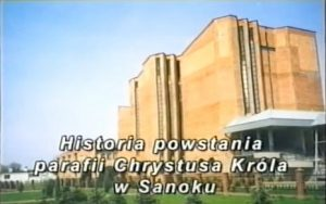 Konsekracja kościoła Chrystusa Króla w Sanoku
