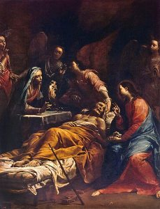 LEGENDY O ŚW. JÓZEFIE 3