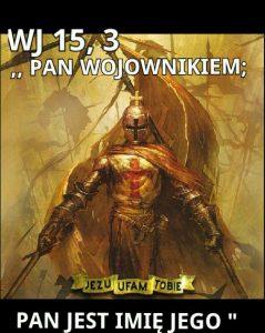 Pan wojownikiem
