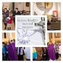 Błogosławieństwo krzyży dla bierzmowanych