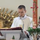 Diakon Dawid Sas