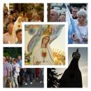 Nabożeństwo fatimskie z procesją na Białą Górę
