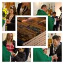 Poświęcenie i wręczenie Pisma Świętego przed I Komunią Świętą