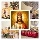 Uroczystość Jezusa Chrystusa Króla Wszechświata 2016r.