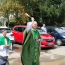 wspomnieniem św. Krzysztofa - błogosławieństwo pojazdów