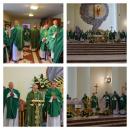 Zjazd księży  pochodzących z parafii Kosina, 25.08.2020 r..