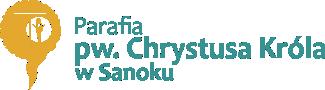 Parafia pw. Chrystusa Króla w Sanoku Logo